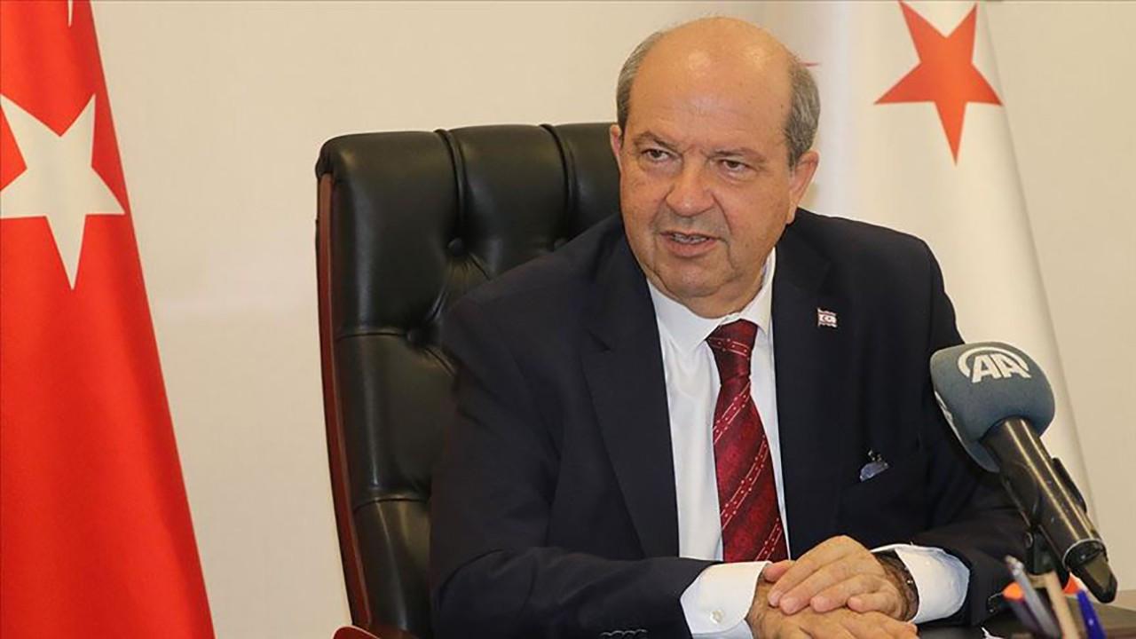 Başbakanı Tatar, GKRY'ye askeri desteği kınadı