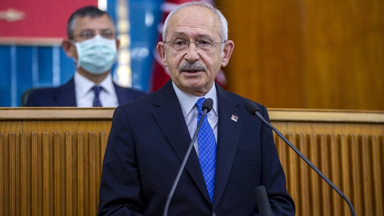 CHP lideri Yunanistan ile barış istiyor!