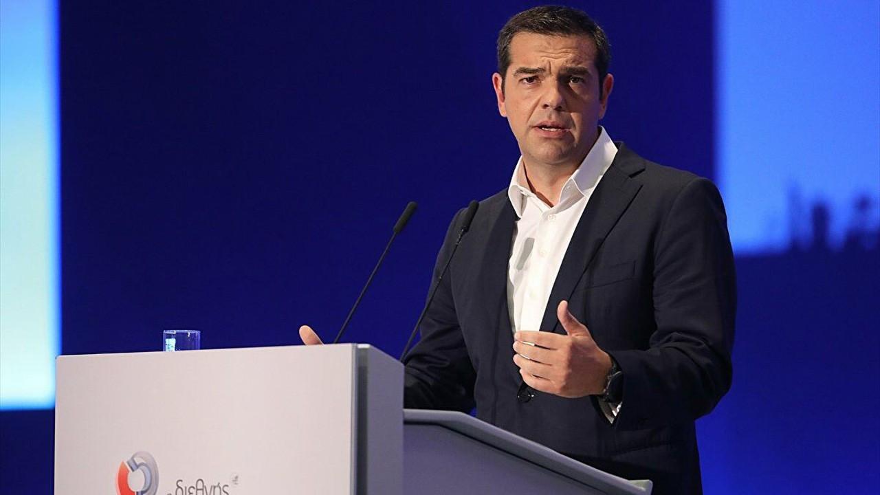 Çipras'ın sözleri Yunanistan'ı salladı