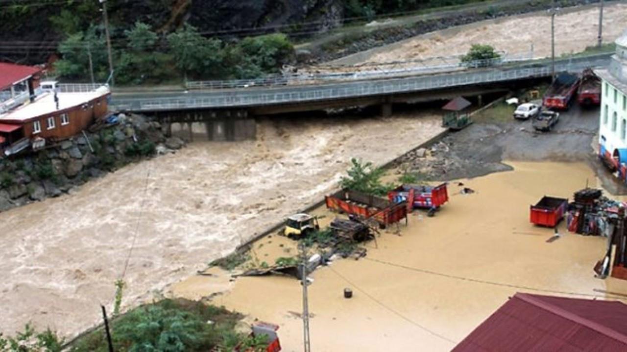 2 kente sel uyarısı
