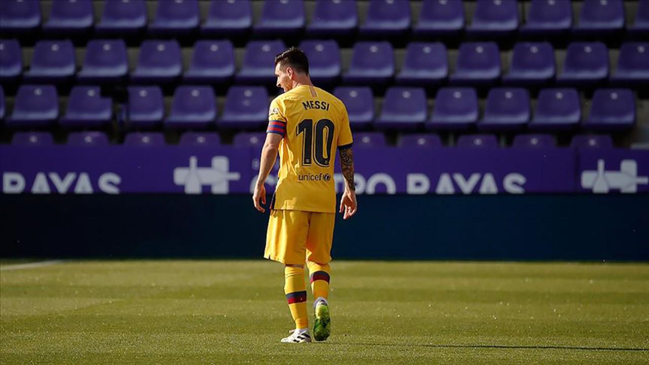 Messi gollerle geri döndü