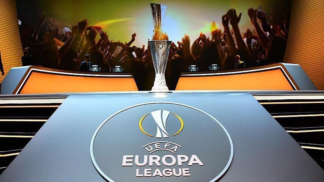 UEFA'da rakipler belli oldu