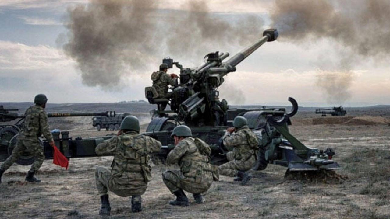 Kato bölgesinde 4 PKK'lı etkisiz hale getirildi