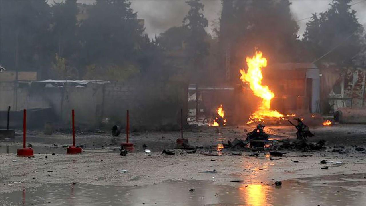 SMO kontrol noktası bombalı araçla saldırı