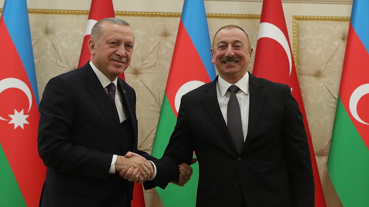 """""""Doğu Akdeniz'deki faaliyetleri destekliyoruz"""""""