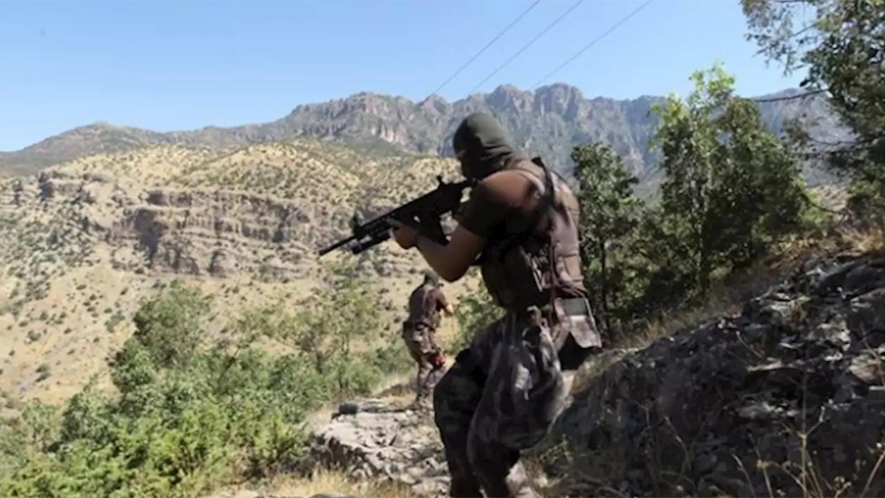Gözaltına alınan PKK'lılar sorgulanıyor