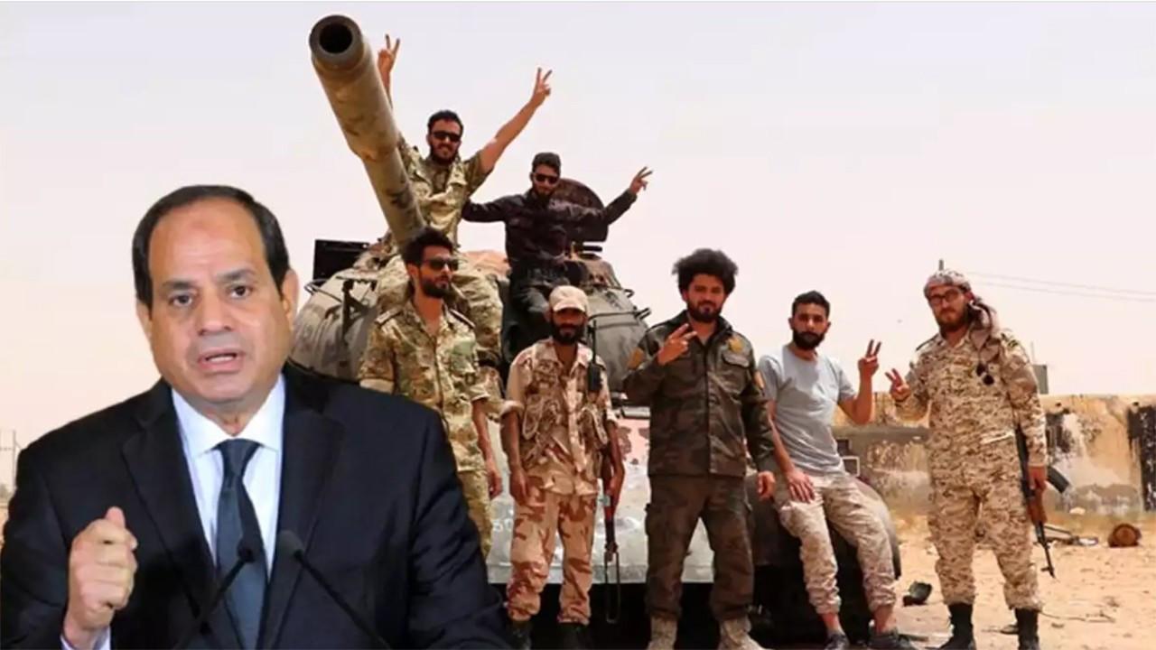 Sisi'den sinsi adım