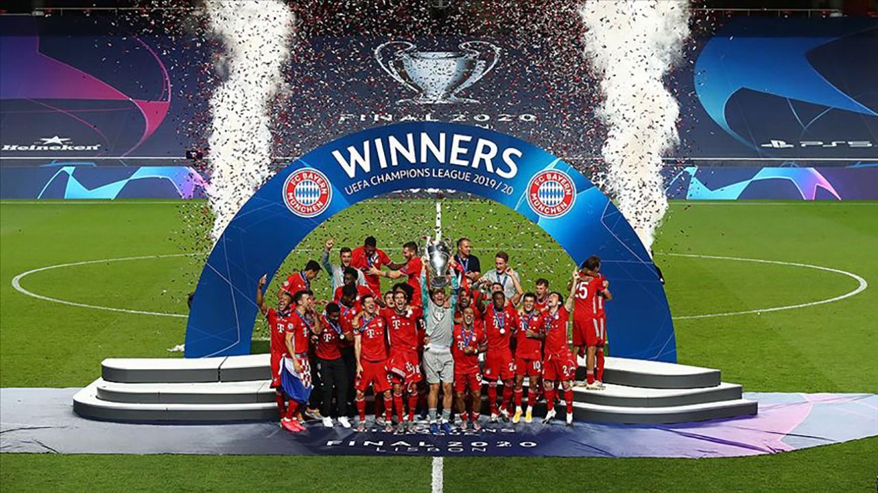 Avrupa'nın en büyüğü Bayern