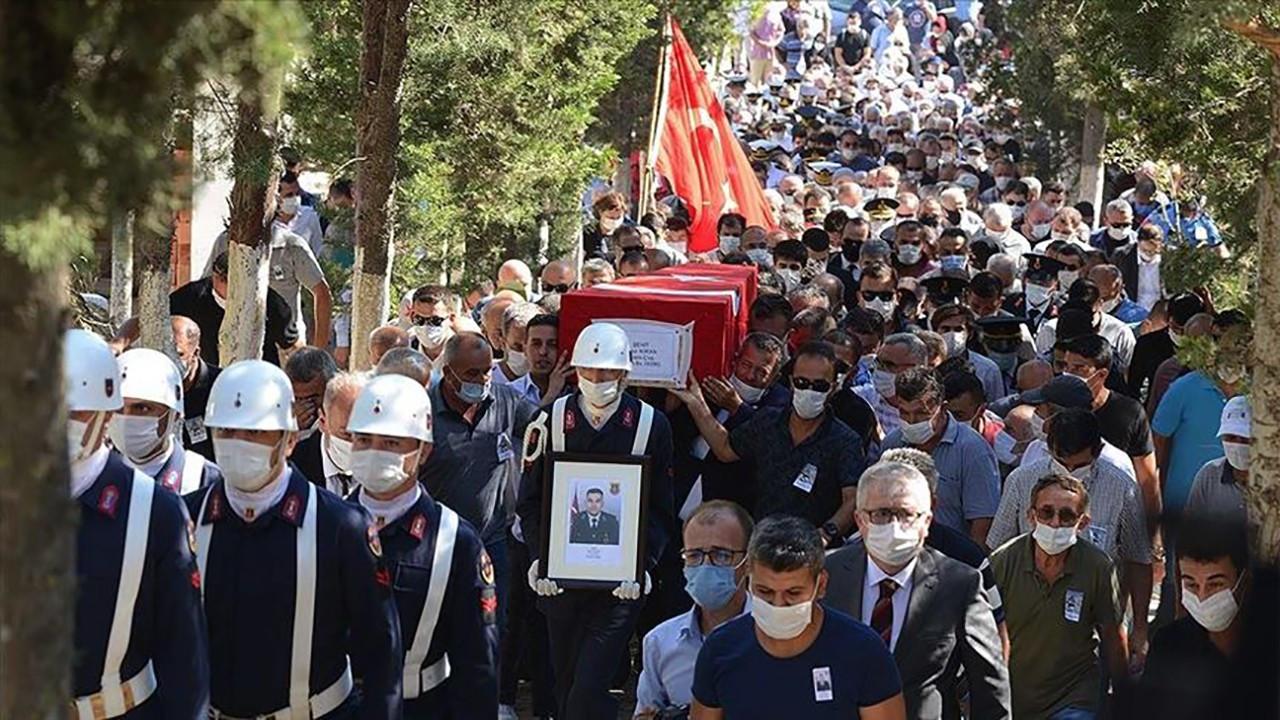 Uzman Çavuş Kıran, Çanakkale'de toprağa verildi