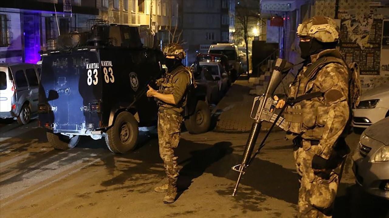 Irak uyruklu şüpheliler gözaltına alındı