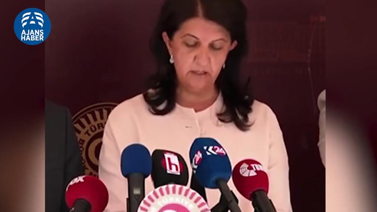 HDP'li Pervin Buldan'dan ittifaka Öcalan çağrısı