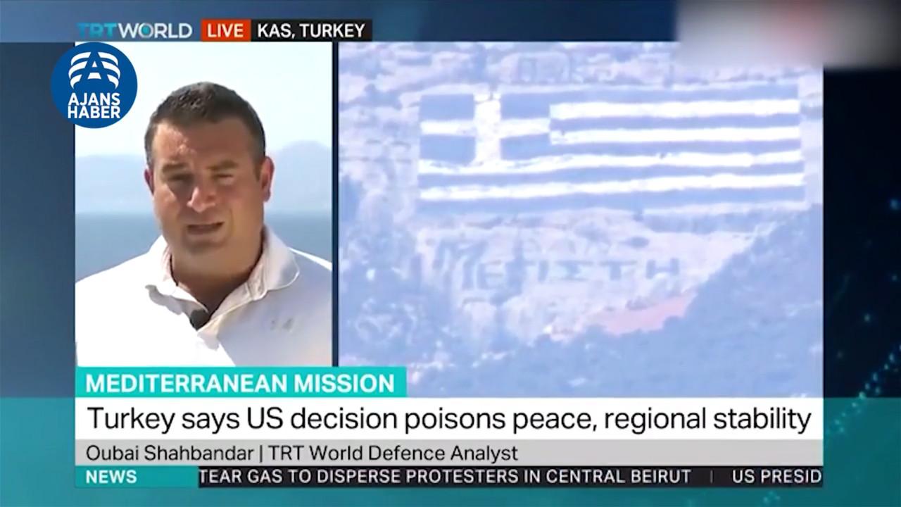 Yunanistan'dan yeni tahrik
