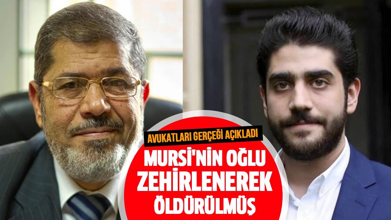 Mursi'nin oğlu zehirlenerek öldürülmüş