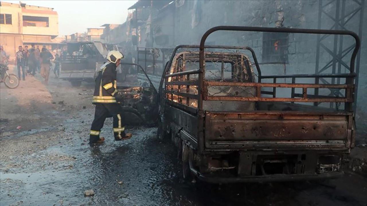 Afrin'deki terör saldırısında ağır bilanço