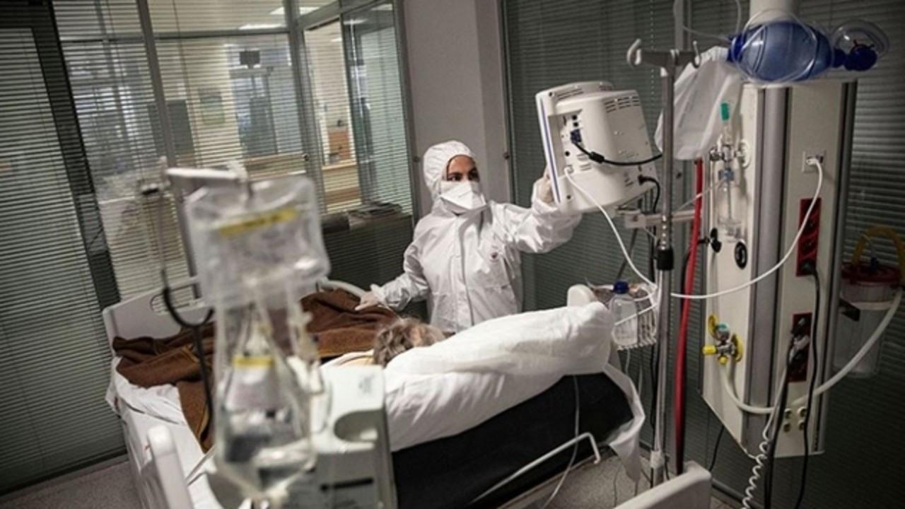 Kovid-19 hasta sayısı 30 milyon 698 bini aştı