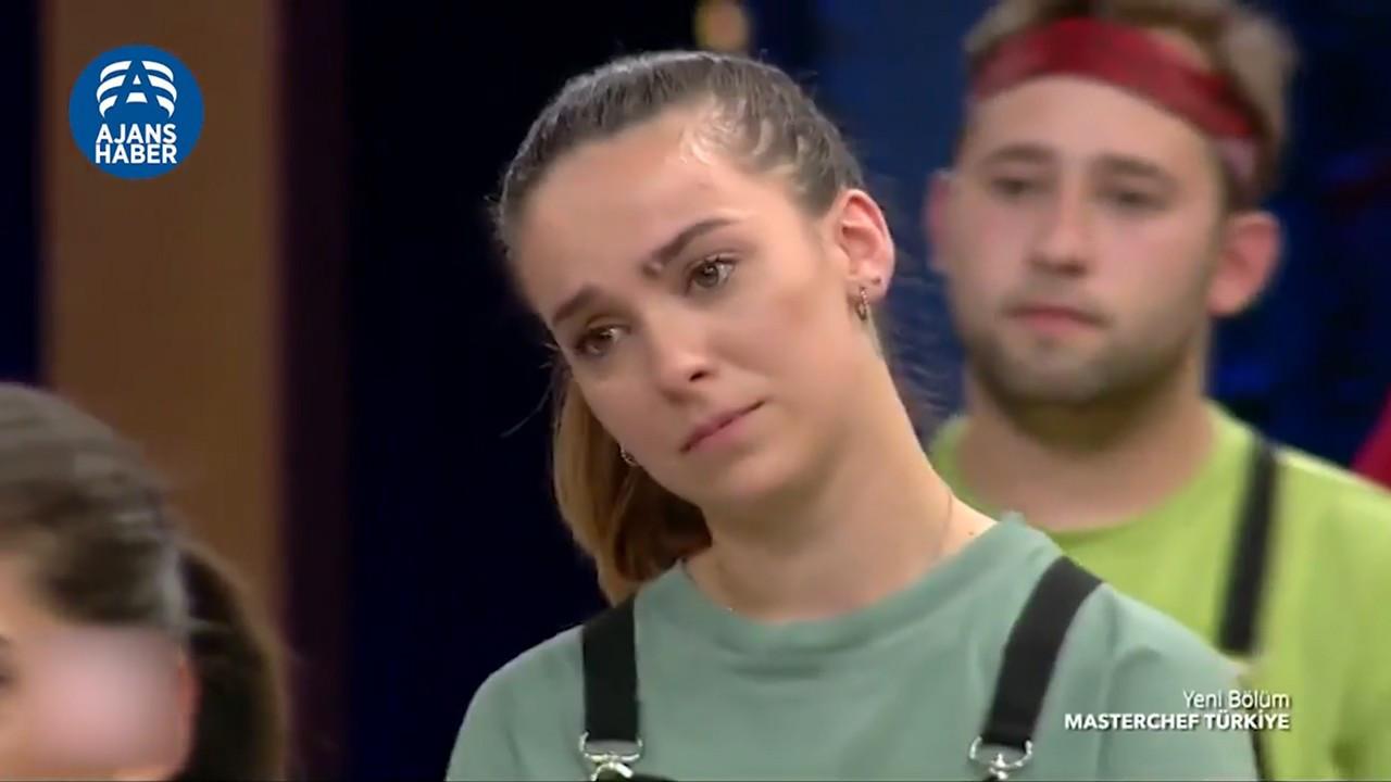 Mehmet Şef Tanya'yı ağlattı