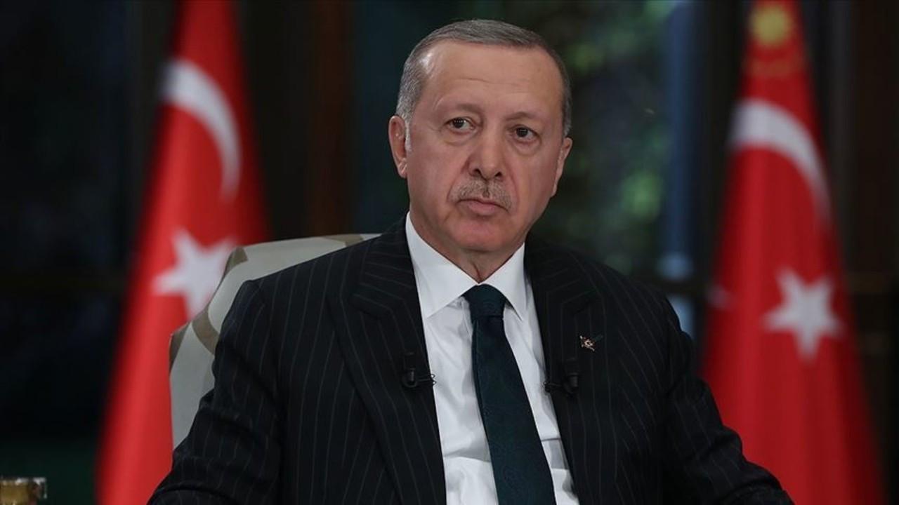 Erdoğan cumayı Büyük Çamlıca Camii'nde kıldı