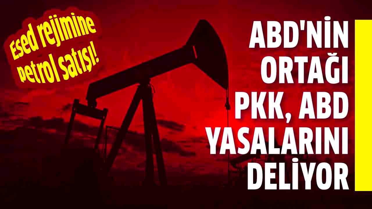 ABD'nin ortağı PKK, ABD yasalarını deliyor