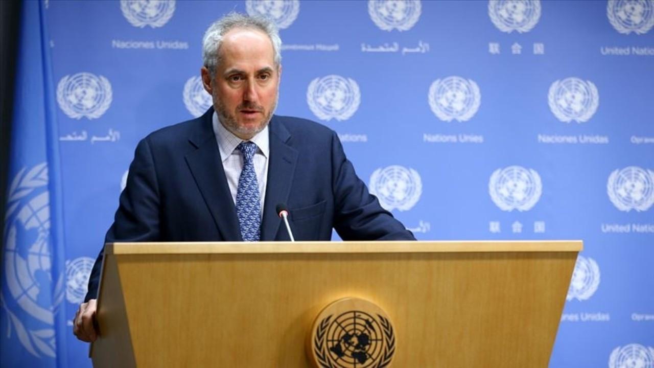BM'den Putin'e yanıt