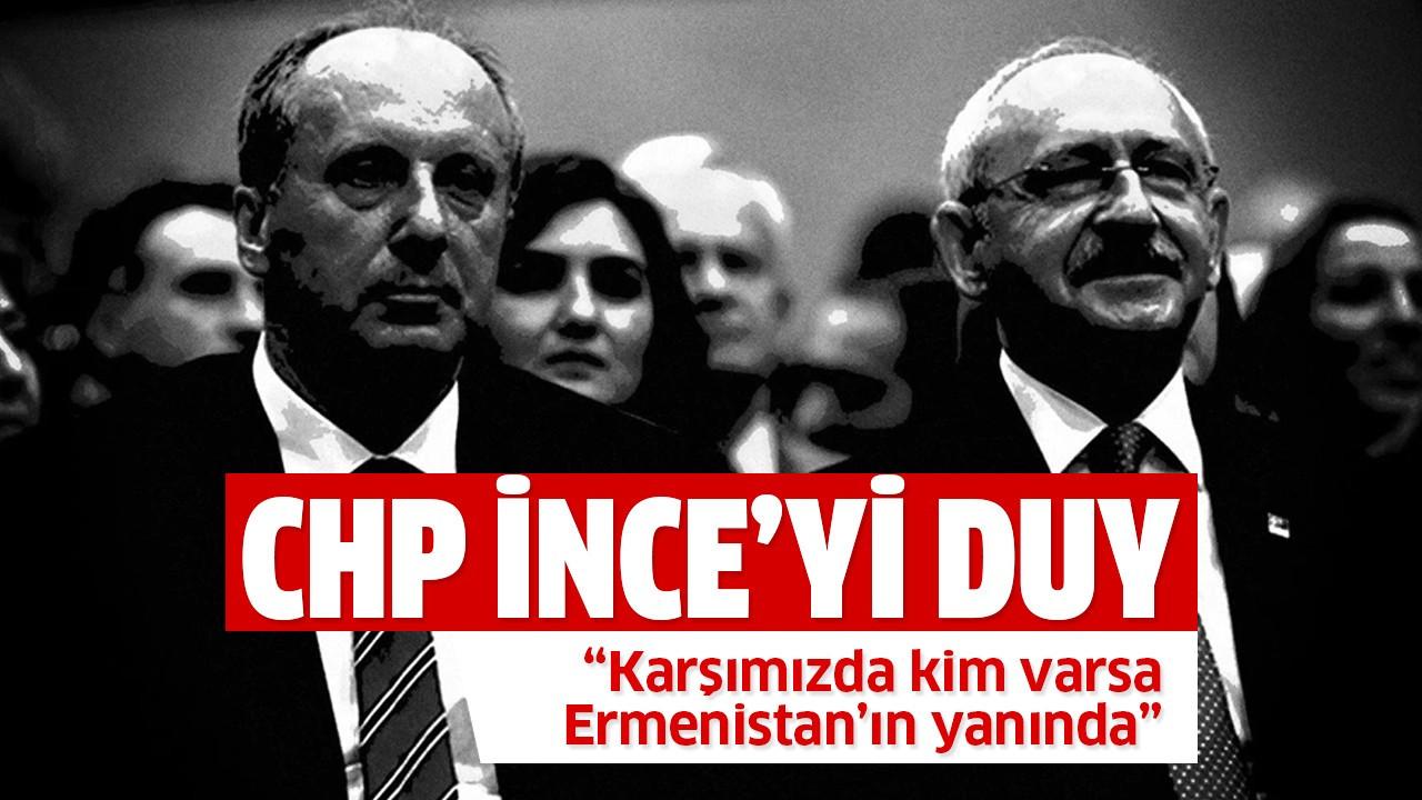 """""""Karşımızda kim varsa Ermenistan'ın yanında"""""""