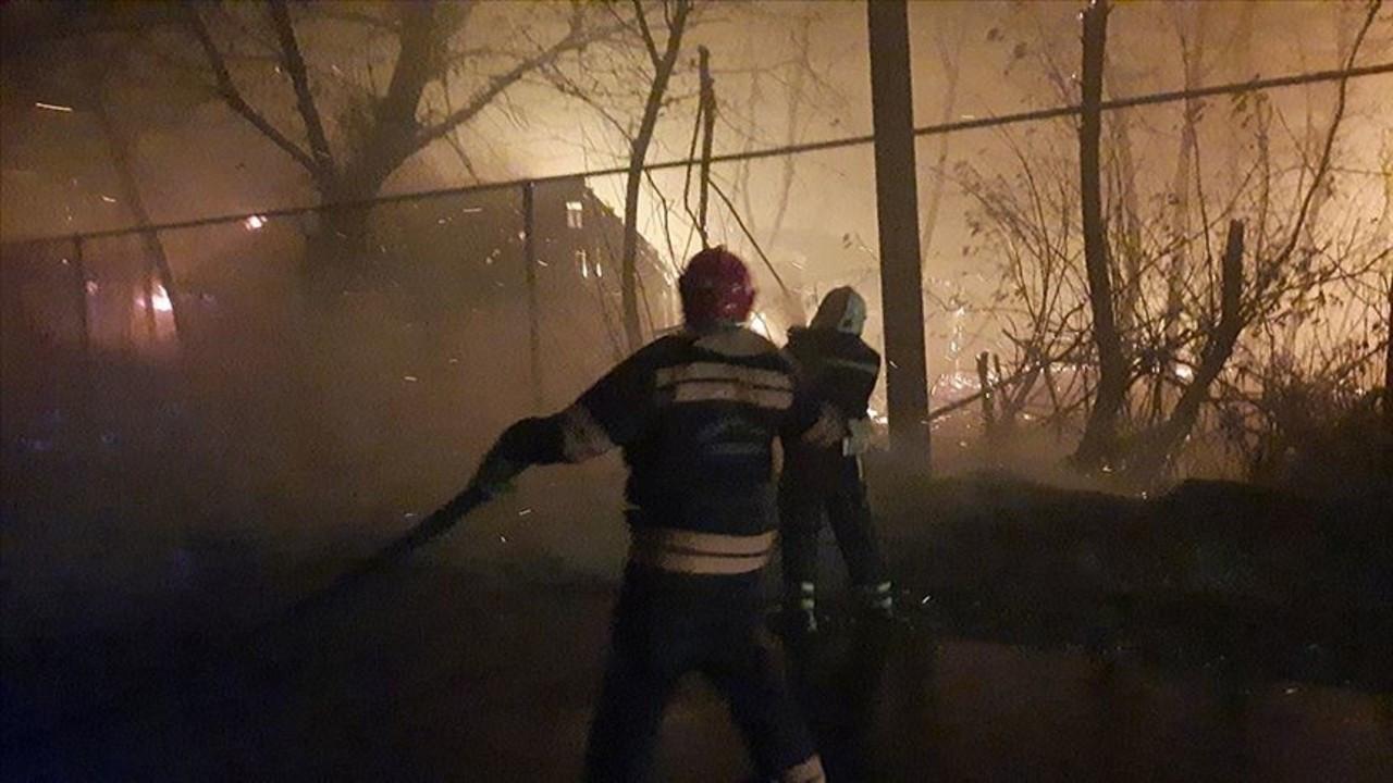 Ukrayna'da yangın faciası: 11 ölü