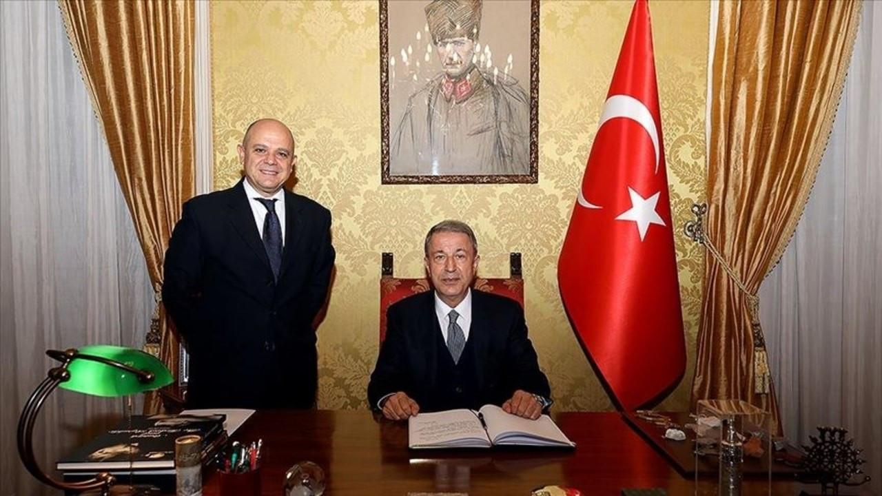 Bakan Akar'dan Türkiye-İtalya açıklaması