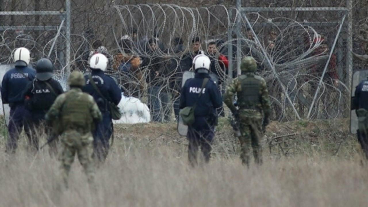 Yunanistan'ın mültecilere uyguladığı zulüm