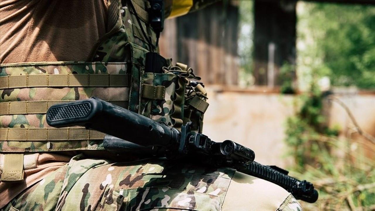 PKK'lılara Azerbaycan askeri forması giydirdiler