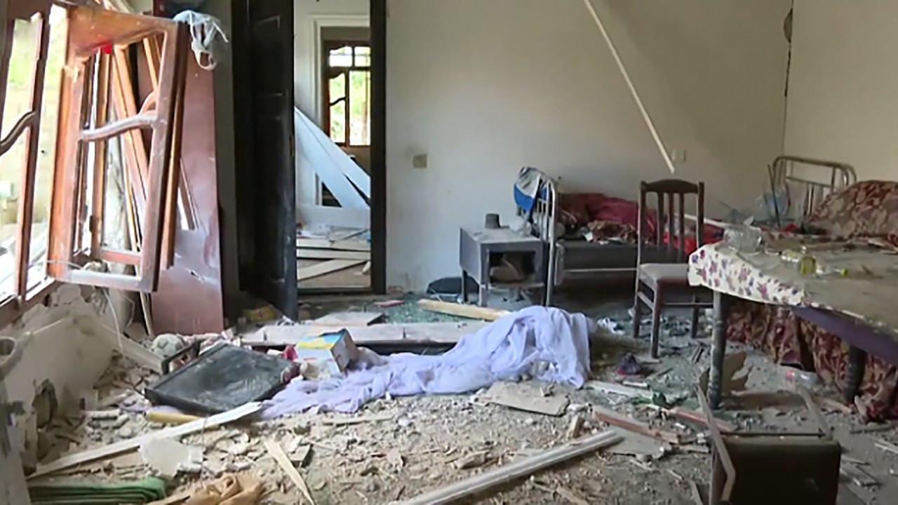 Ermenistan'dan sivillere füzeli saldırı