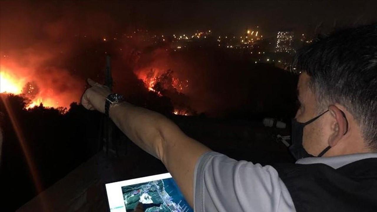 Pakdemirli'den orman yangınlarına ilişkin açıklama