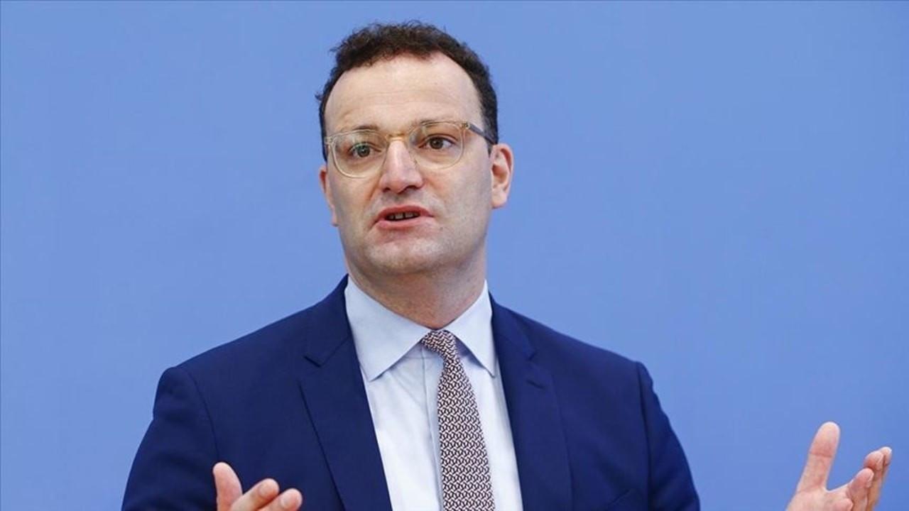 Almanya Sağlık Bakanı Spahn uyardı!