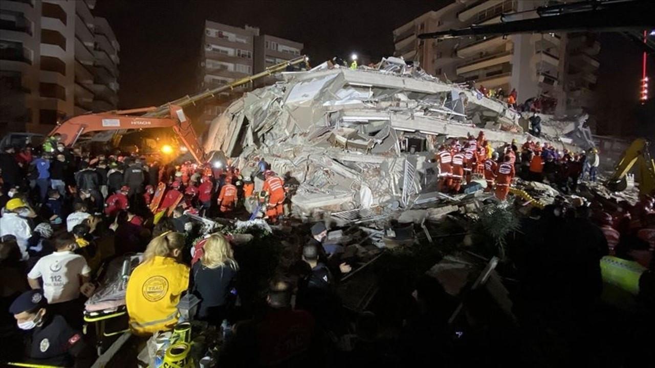 İzmir'de yaralanan 999 kişinin tedavisi tamamlandı