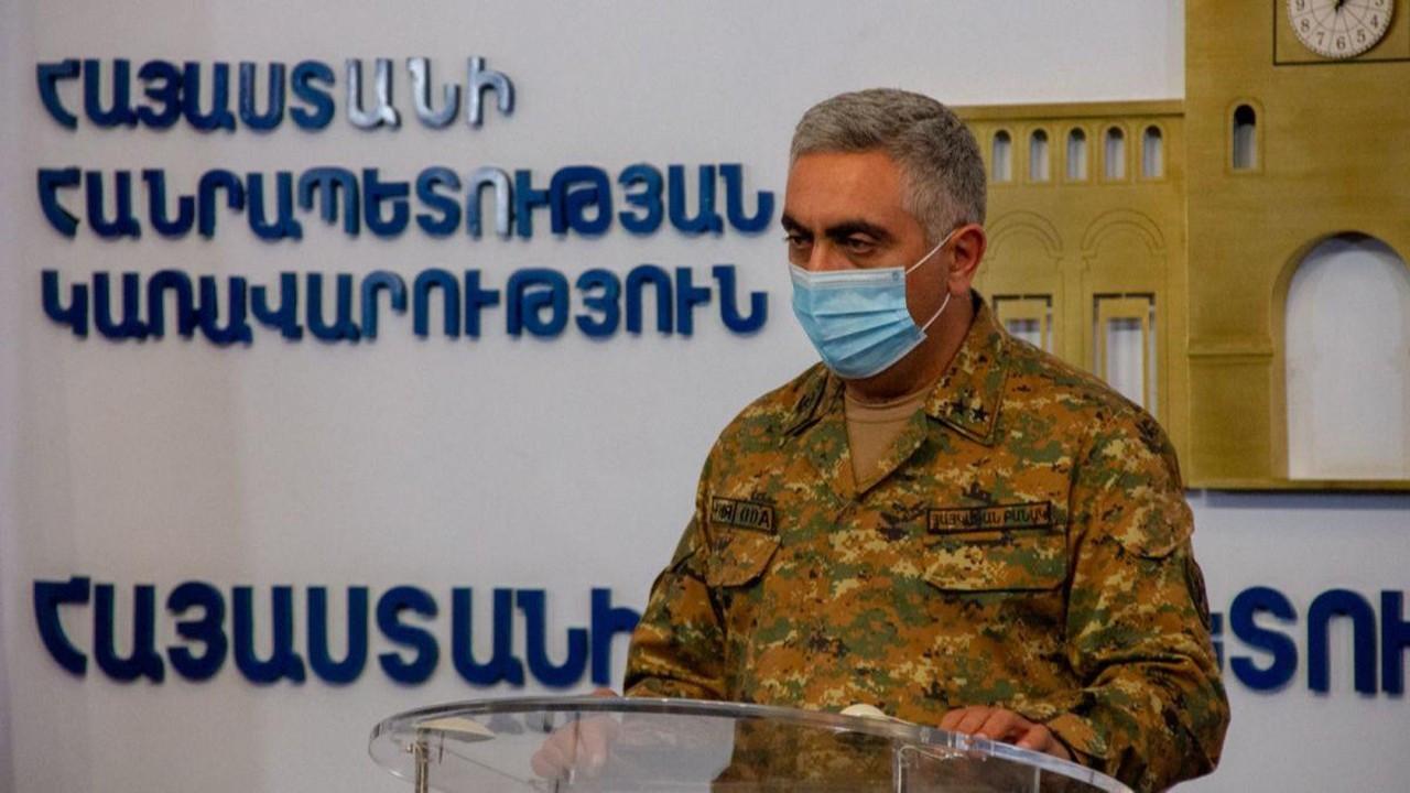 İşgalci Ermenistan'da ilk 'Karabağ' istifası