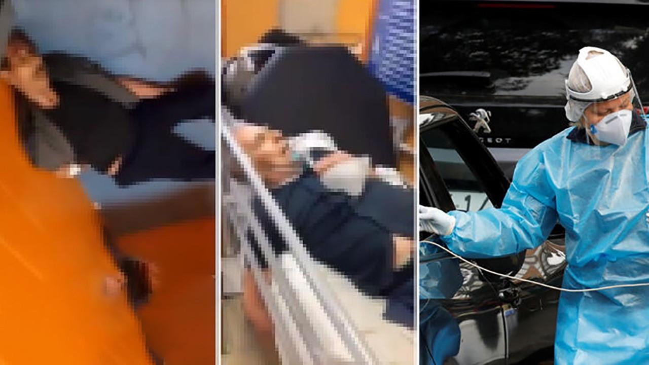Hastalar tuvaletlerde ölüyor