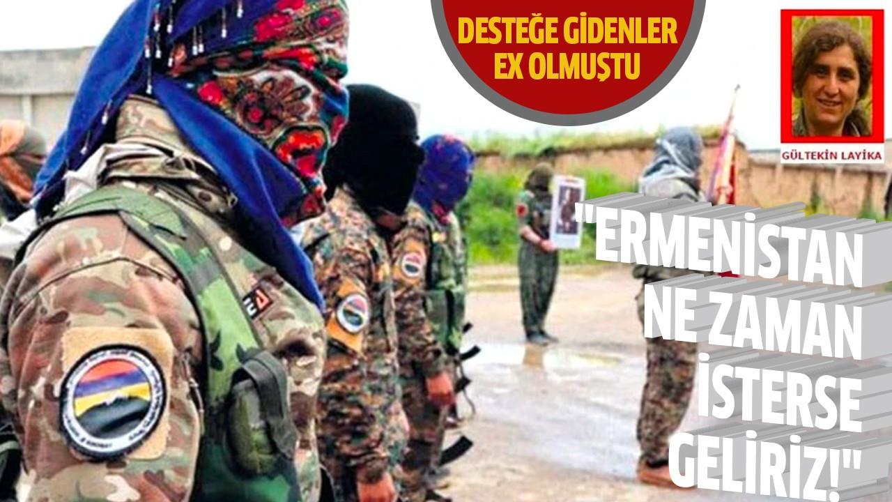 """""""Ermenistan ne zaman isterse geliriz!"""""""