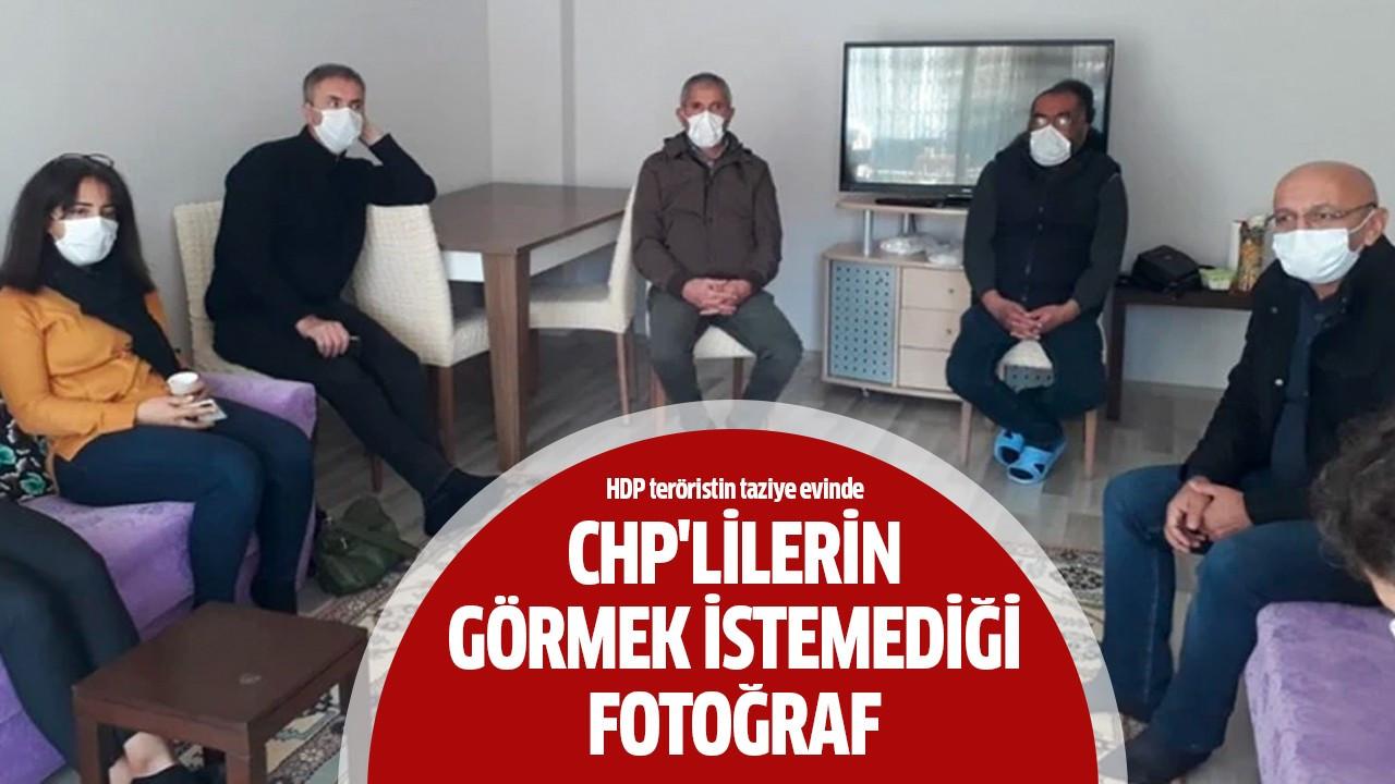 CHP'lilerin görmek istemediği fotoğraf