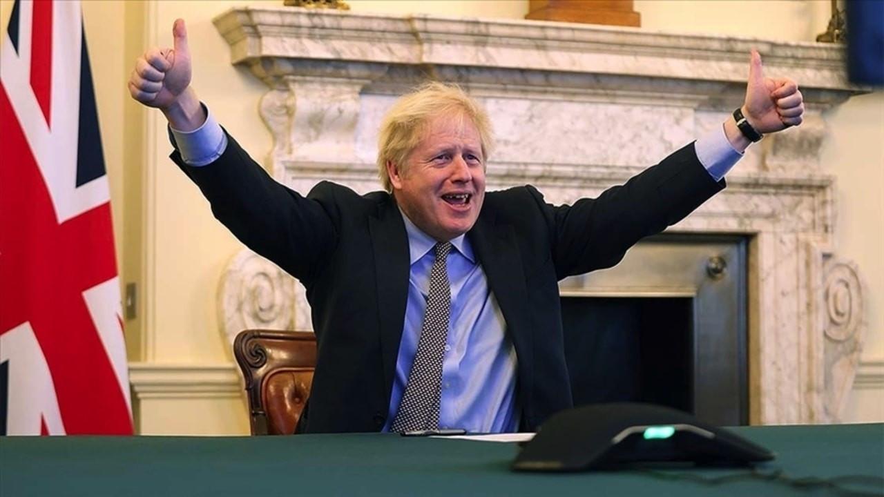 Boris Johnson'dan ticaret anlaşması açıklaması