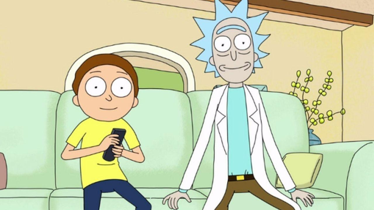 Rick&Morty'nin 7. sezon çalışmaları başladı