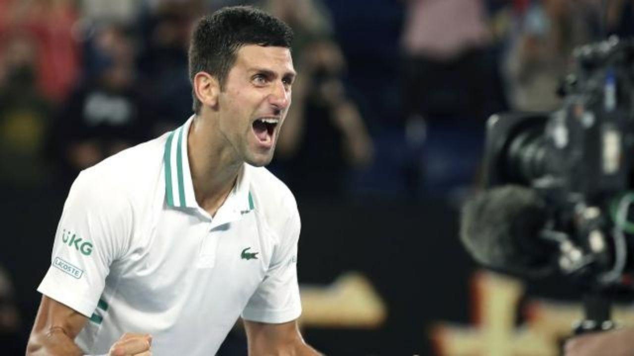 Novak Djokovic, Roger Federer'in rekorunu kırdı