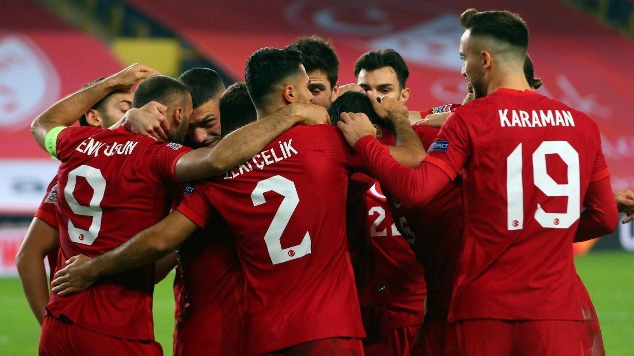A Milli Takım'ın hazırlık maçları belli oldu