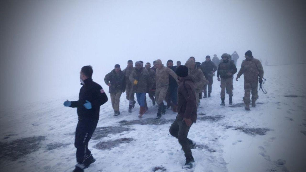 Bingöl'de yaşanan kazada 10 askerimiz şehit oldu