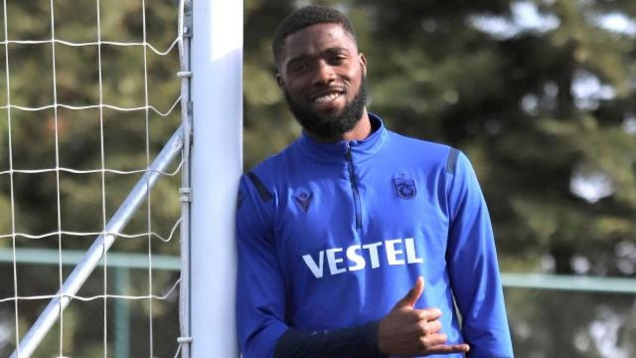 Djaniny'den Trabzonspor'a kötü haber
