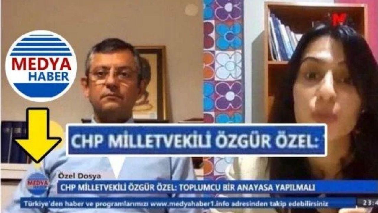 CHP'li Özgür Özel'e büyük tepki
