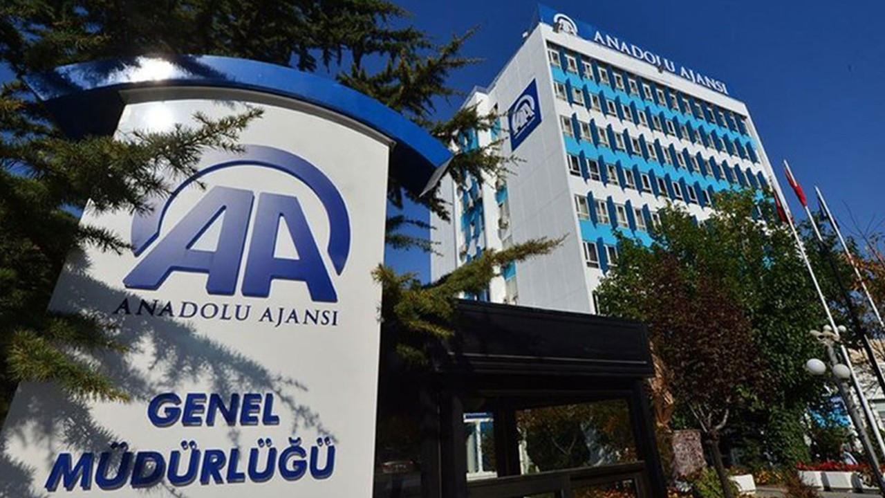 Anadolu Ajansı'na yeni atama