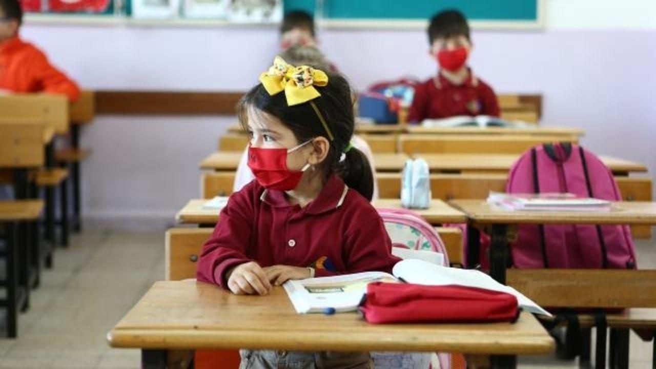 Samsun'da ilkokullarda yüz yüze eğitime ara
