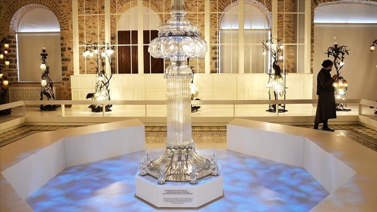 Beykoz Cam ve Billur Müzesi, 12 Nisan'da açılıyor