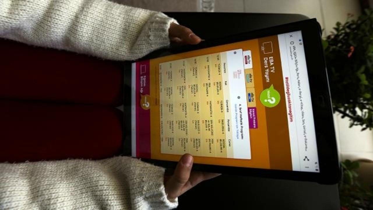 42 bin 873 öğrenciye daha tablet ulaştırıldı