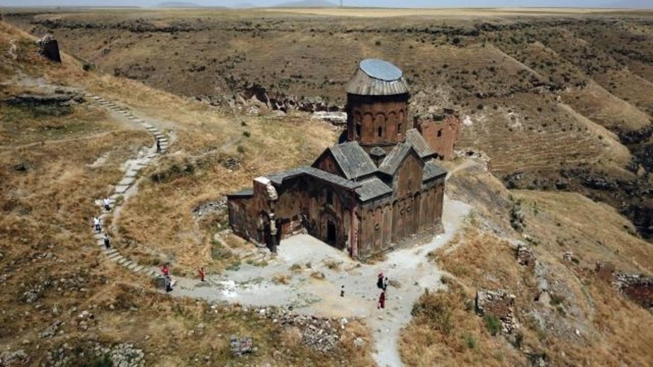 Türkiye'de 21 bin 23 sit alanı bulunuyor