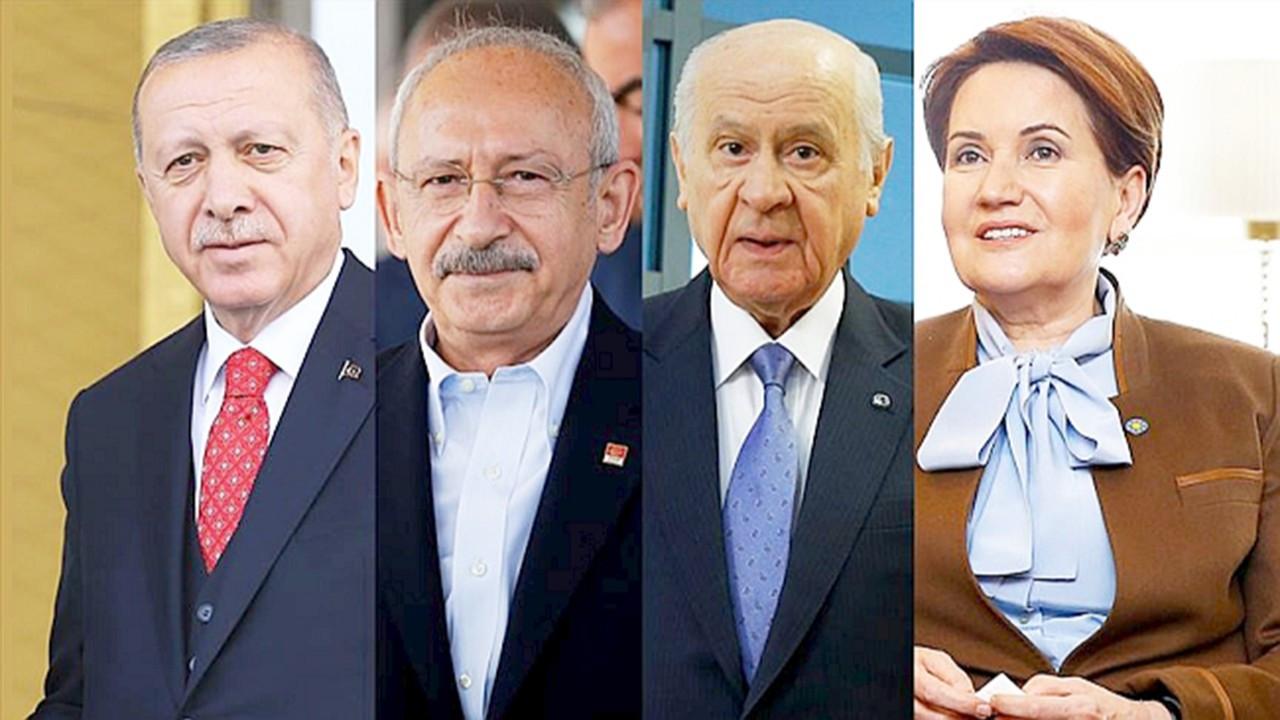İşte Türkiye'de en çok beğenilen siyasetçi