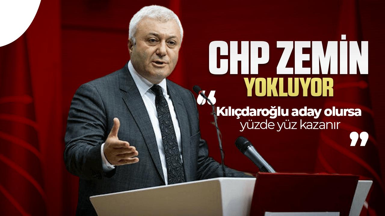 """""""Kılıçdaroğlu aday olursa yüzde yüz kazanır"""""""